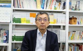 長野県立大の田村秀教授