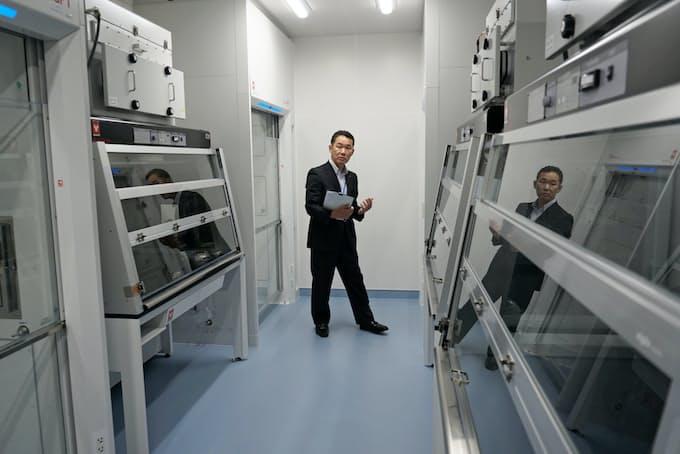 大鵬薬品、抗がん剤の生産能力を増強: 日本経済新聞