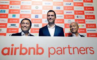 米エアビーアンドビーなどは日本での民泊事業に力を入れている