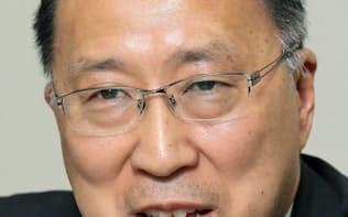 遠藤俊英・金融庁監督局長
