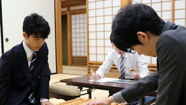 将棋王座戦、藤井七段の準決勝始まる タイトル挑戦まであと2勝