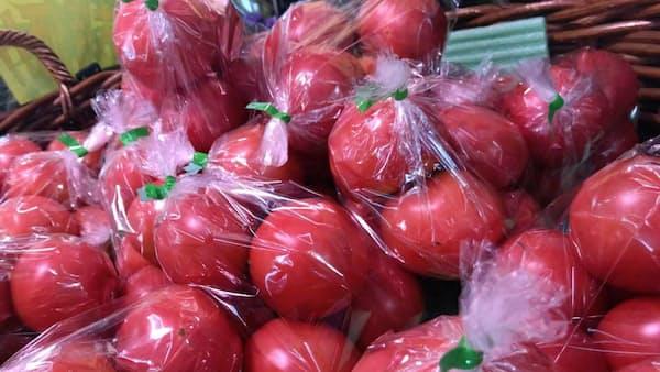 野菜、豪雨で供給減少の懸念 オクラは卸値上昇