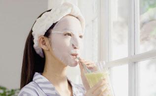 サボった時間に朝食を食べたり歯を磨いたりできる