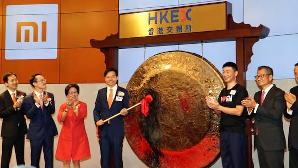 中国で広がる「上場ゴール」(一目均衡)