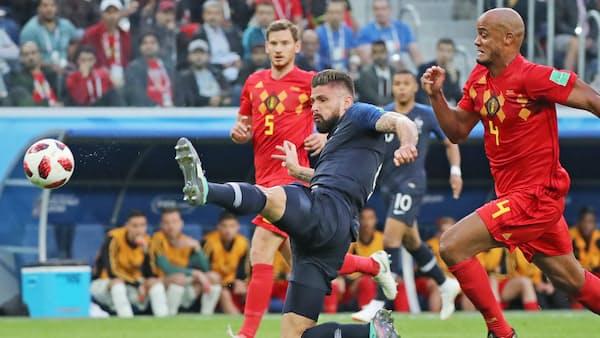 フランスのW杯優勝支えた「アンサングヒーロー」