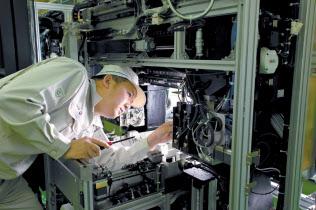 半導体製造装置の販売が好調で、過去最高のボーナスとなったディスコ