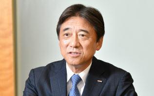 吉沢和弘 NTTドコモ社長