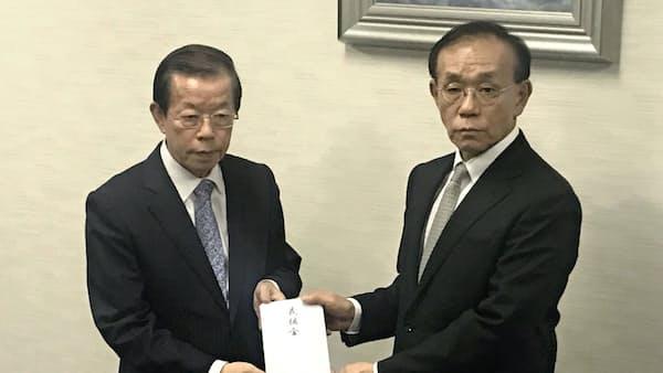 台湾が西日本豪雨の義援金2千万円贈呈