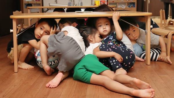 子ども守る一手探す 大阪北部地震1カ月(熱撮西風)