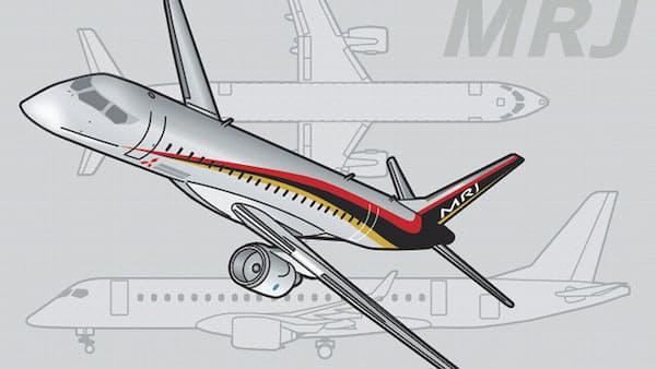 MRJ、大型航空ショーデビュー ココがポイント