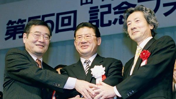 「参謀」なき総裁選の風景