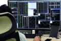 40代男性投資家が取引するオフィス(都内)
