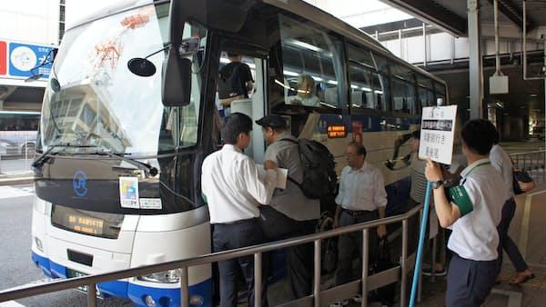 生産・交通、復旧徐々に 西日本豪雨1週間