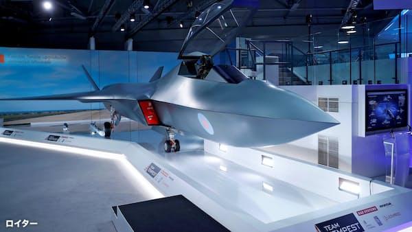 英、次期戦闘機「テンペスト」開発へ 日本と連携も
