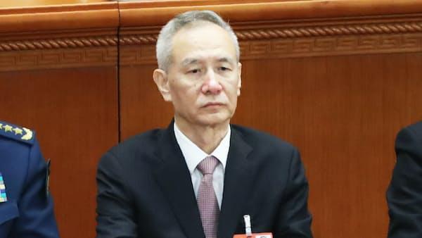 中国副首相、30~31日に訪米 閣僚級の貿易協議へ