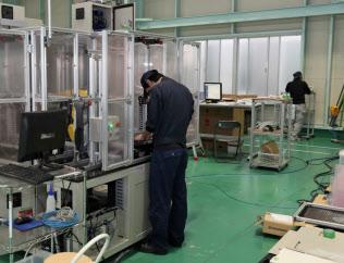 長野オートメーションは賃上げで社員に報いる(長野県上田市の工場)