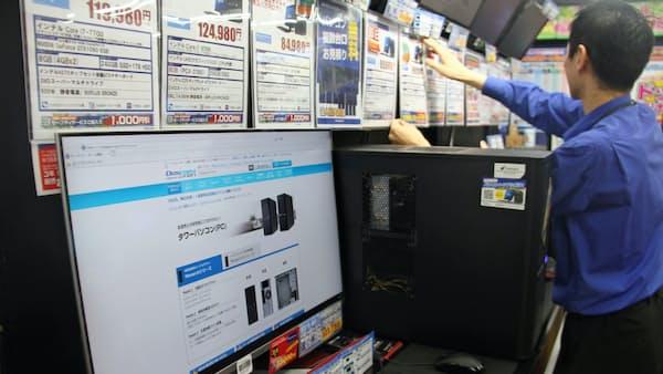 HDD価格横ばい 6月、メーカーの生産調整で
