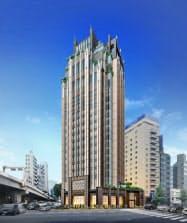 新ブランドのホテル「キンプトン」を2020年初めに東京・西新宿に開く(イメージ)