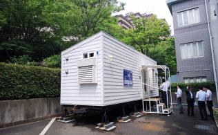 NTTドコモは横浜市などと共同でホームIoTを体験する「未来の家プロジェクト」を実施。1週間滞在してその利便性を体験する