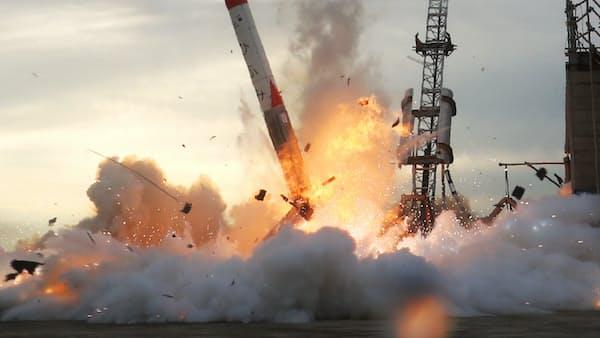 民間ロケット開発の壁 構造複雑、部品精度など課題に