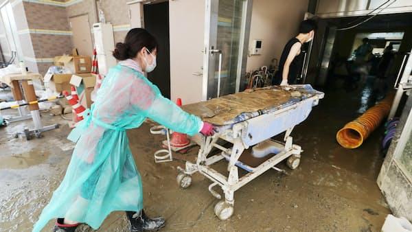 医療機関、災害への備えは十分か 小林健一氏