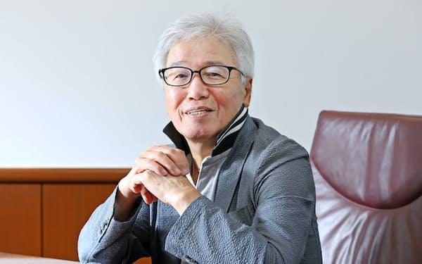 吉野家ホールディングス会長 安部修仁氏