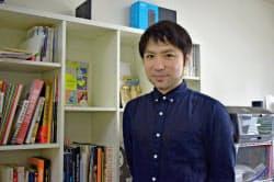 鈴木大輔社長