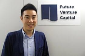 「IPOに頼らず、景気に左右されないファンドを目指す」と話す松本直人社長