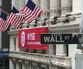 米株は一時300ドル下げた(ニューヨーク証券取引所)