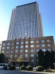 佐野被告が局長を務めていた文部科学省