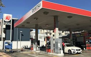 出光興産と昭和シェル石油の統合で、ガソリンは3社で9割を占める寡占市場となる