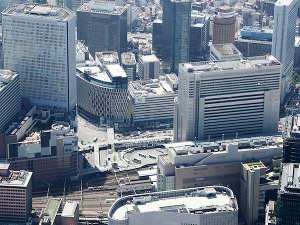 JR大阪駅周辺(大阪市北区)