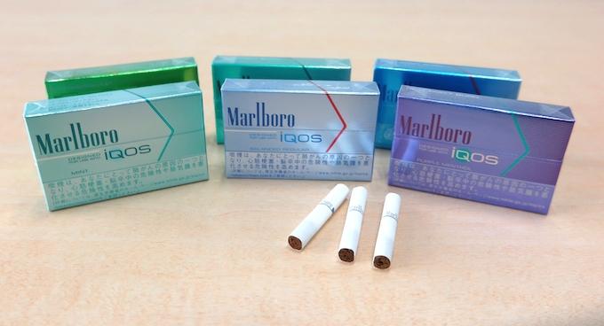 タバコ アイコス 増税 値上げ