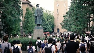 文化資産を生かしながら「世界の大学」をアピールできるか(早稲田キャンパス)