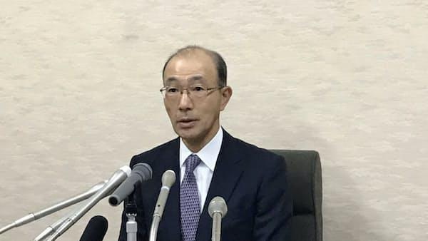 「税務行政への信頼重要」 新国税庁長官が就任会見