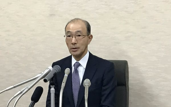 国税庁長官に就任した藤井氏