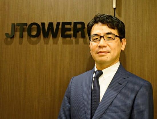 田中社長は20代からずっと通信業界の変遷を見てきた。