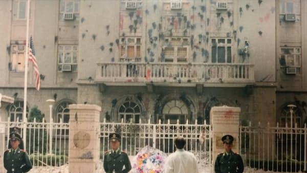 北京の米大使館破壊から19年、米中逆転の現実味