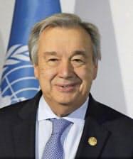 グテレス国連事務総長=ロイター