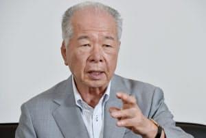 大和ハウス工業の樋口武男会長兼最高経営責任者(CEO)