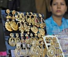 インドの宝飾品需要が大きく落ち込んだ