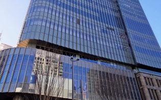 3月開業の「東京ミッドタウン日比谷」(東京・千代田)に続き、大型のビルが相次ぎ完成する