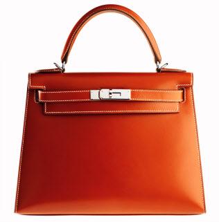 エルメスは高級バッグ「ケリー」を立体商標登録するのに10年かかった