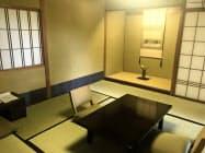 ウェスティン都ホテル京都は客室の平均面積を広げる(京都市)
