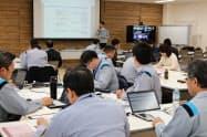 タダノは2017年度に働き方改革のプロジェクトチームを設置した