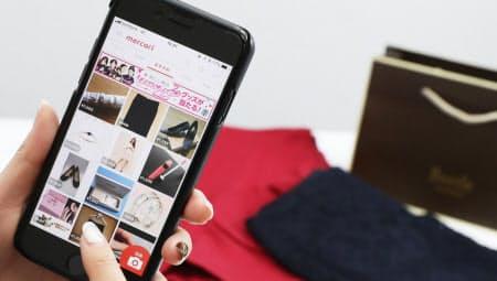 2018年の1年間のうちメルカリで商品を売った経験のあるユーザー約250万人に利用動向を調査した