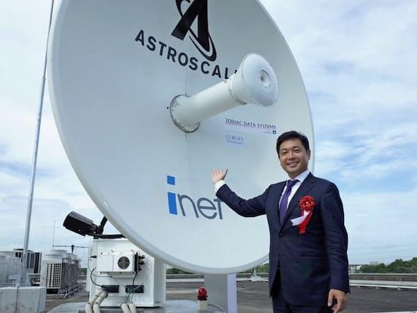 財務官僚から宇宙スタートアップ、アストロスケールを起業した岡田光信CEO