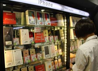 中古市場ではiPhoneシリーズが人気を集める