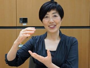 国立情報学研究所の新井紀子教授