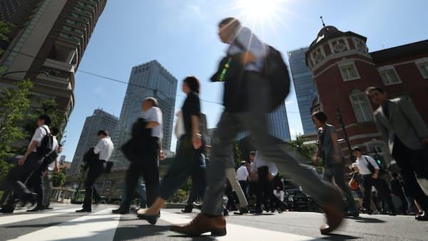 「自由だから非正規」4割増 待遇改善も影響
